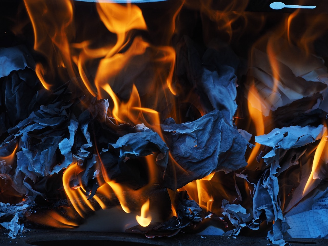Feuer Flammen Grillen