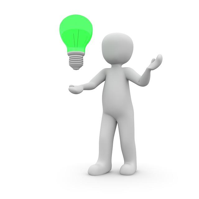 Positive Energie Idee