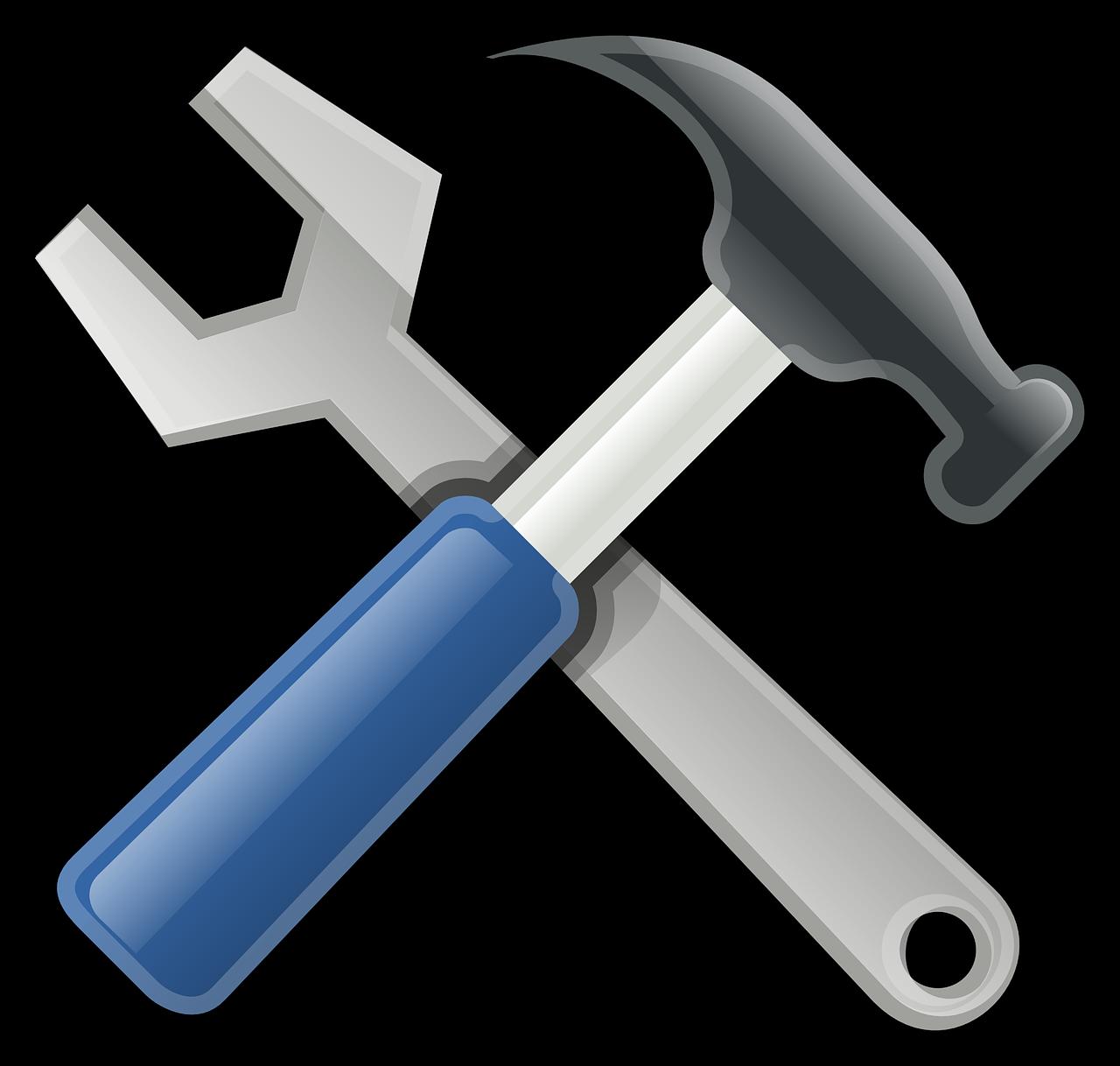 Werkzeug Tools Einbau